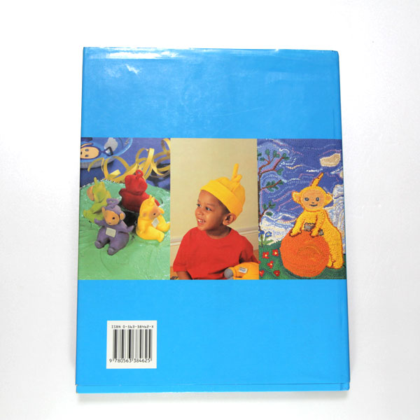 The Teletubbies Craft Book シンクロナイズ堂