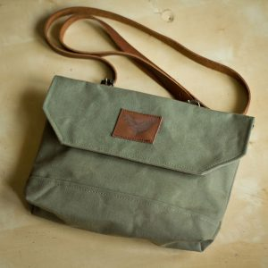 [Blind Chic] HANDEE BEAR ショルダーバッグ(Olive)