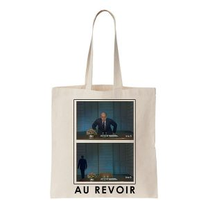 [COOL AND THE BAG] Au Revoir トート