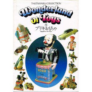 Wonderland of Toys ブリキのおもちゃ