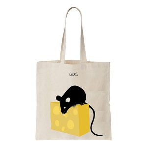 [COOL AND THE BAG] Say Cheese トート